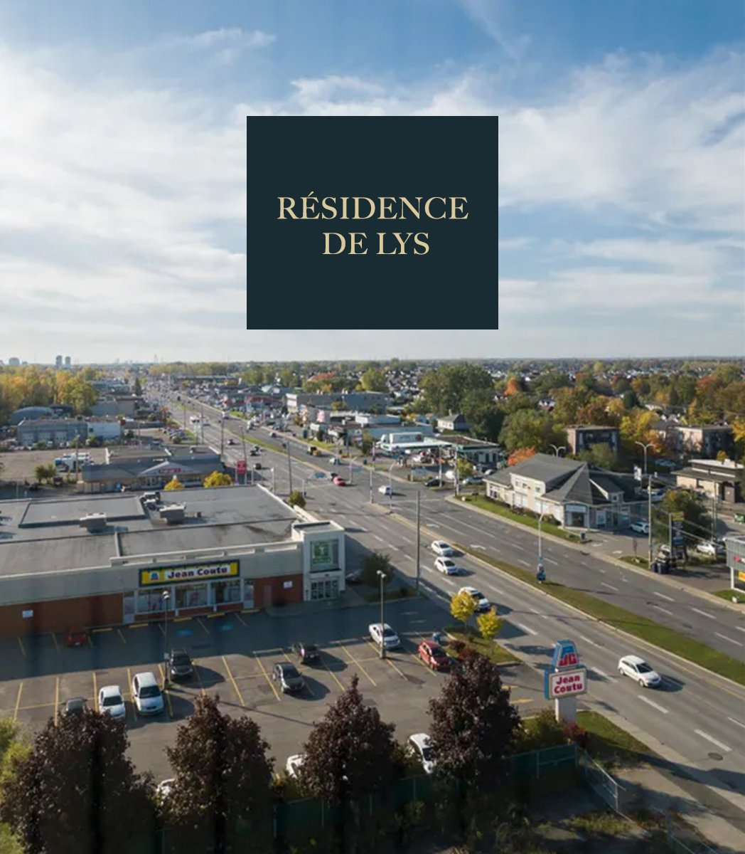 residence de lys home for the elderly in laval