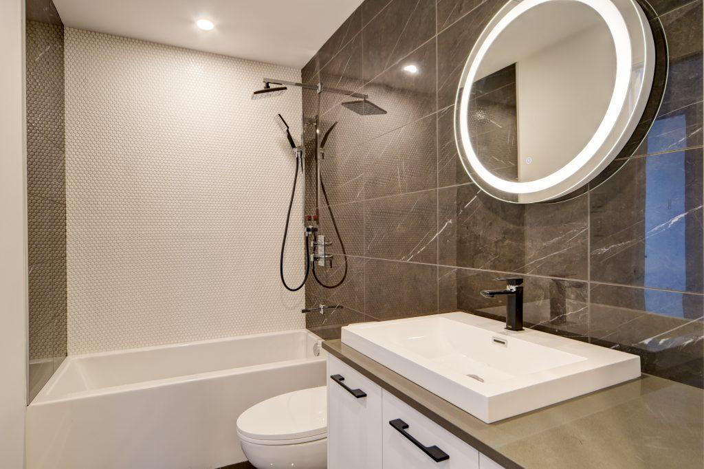 salle de bain céramique